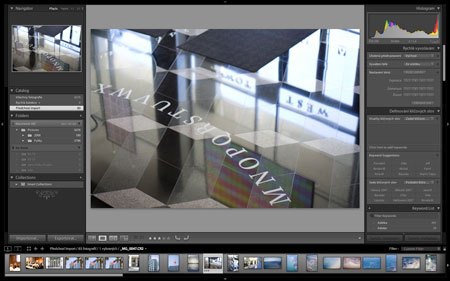 Screenhot Lightroom 2.0